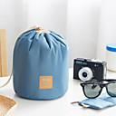 저렴한 메이크업 & 네일 케어-여행용 세면도구 가방 화장품 백 여행 가방 정리함 대용량 여행용 보관함 용 의류 패브릭 / 여성용 여행