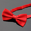 cheap Brooches-Men's Party / Basic Bow Tie - Solid Colored