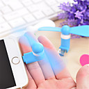 hesapli Cep Telefonu Süsleri-USB Fanlar Other Other Plastik iPhone 8 Plus / 7 Plus / 6S Plus / 6 Plus