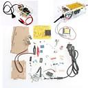 お買い得  LED フラッドライト-リテールボックスDIYキットLM317調整可能な定電圧降圧電源スイートモジュール送料無料