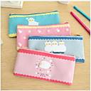 preiswerte Kreditkarten-Taschen & Geldbörsen-Schafe Muster Stoff b6 Datei Beutel (gelegentliche Farbe)