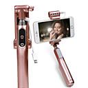 hesapli Mac Klavye Kılıfları-selfie stick bluetooth selfie çubukları için selfie stick'lerle uzatılabilir