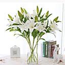 رخيصةأون الذيل الاضواء السيارة-زهور اصطناعية 1 فرع أسلوب بسيط الزنابق أزهار الطاولة