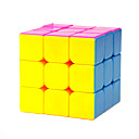 저렴한 매직큐브-루빅스 큐브 YONG JUN 3*3*3 부드러운 속도 큐브 매직 큐브 퍼즐 큐브 전문가 수준 속도 선물 클래식&타임레스 여아