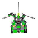 ieftine Momeală Pescuit-Lego / puzzle jucărie / jucărie de învățământ pentru cadouri Building Blocks ABS Mai sus 6 Estompeze Negru / Gri Jucarii