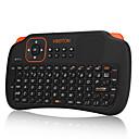 hesapli Klavyeler-touchpad ile pc dizüstü masaüstü için Mini 2.4g sinek oyun havası fare kablosuz klavye, uzaktan kumanda