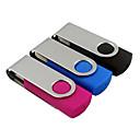 hesapli Spor Destekleri-32GB USB flash sürücü usb diski USB 2.0 Plastik Dönebilir