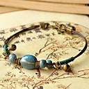 abordables Bracelets-Femme Perles Bracelets de rive - Mode Bracelet Vert Pour Quotidien / Décontracté