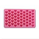 저렴한 베개-Bakeware 도구 실리콘 발렌타인 데이 / DIY 케이크 / 파이 / 초콜렛 베이킹 몰드 1 개
