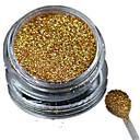 hesapli Makyaj ve Tırnak Bakımı-1 pcs Nail Jewelry / Glitter & Poudre / Pudra pırıltılar / Klasik / Düğün Günlük / Parlaklık ve ışıltı