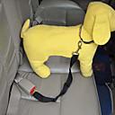 preiswerte Hundehalsbänder, Geschirre & Leinen-Hund Leinen Sicherheitsgurt Sicherheit Fürs Auto Einstellbar Nylon Schwarz Purpur Rot Blau Rosa