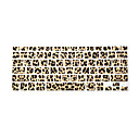 cheap Laptop Cases-Leopard Design Silicone Keyboard Cover Skin for Macbook Air 13.3/Macbook Pro 13.3 15.4,US version