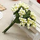 رخيصةأون مقاييس الإطارات-زهور اصطناعية 12 فرع ستايل حديث فاكهة أزهار الطاولة