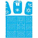 preiswerte Make-up & Nagelpflege-1 pcs Vollständige Nail Tips Halbe Nail Tips Nail Schmuck Nagel Kunst Maniküre Pediküre lieblich Blume / Zeichentrick / Nagelschmuck