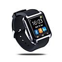 levne Pánské-Inteligentní hodinky pro iOS / Android Dlouhá životnost na nabití / Hands free hovory / Dotykový displej / Sledování vzdálenosti / Krokoměry Sledování aktivity / Měřič spánku / sedavé Připomenut