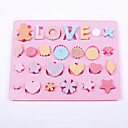 cheap Bracelets-Bakeware tools Silicone Eco-friendly New Arrival Hot Sale For Cookie Cake Molds