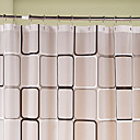 hesapli Banyo Gereçleri-1pc Duş Perdeleri Modern PEVA Banyo