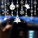 رخيصةأون تزيين المنزل-فيلم نافذة وملصقات زخرفة معاصر الفني PVC / Vinyl ملصق النافذة