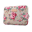 cheap Key Chains-Sleeves Sleeve Case Flower Textile for MacBook Air 13-inch / Macbook Pro 13-inch / Macbook Air 11-inch