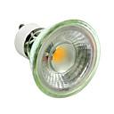 hesapli LEDler-GU10 LED Spot Işıkları MR11 1 led COB Kısılabilir Dekorotif Sıcak Beyaz Serin Beyaz 500LMlm 2700K/6500KK AC220V