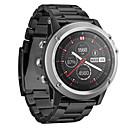hesapli Anahtarlıklar-Watch Band için Fenix 3 HR Garmin Spor Bantları Paslanmaz Çelik Bilek Askısı