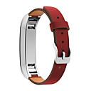halpa Kellonrannekkeet Fitbit-Watch Band varten Fitbit Alta Fitbit Perinteinen solki Nahka Rannehihna