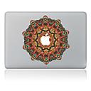 ieftine Autocolante Husă Mac-1 piesă Acțibilduri pentru Rezistent la Zgârieturi Floare Model PVC MacBook Pro 15'' with Retina MacBook Pro 15 '' MacBook Pro 13'' with