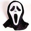 preiswerte Halloween Cosplay-Halloween-Masken Scream - Geistergesicht Zum Gruseln Kunststoff PVC 1pcs Stücke Erwachsene Geschenk