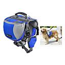 hesapli Şapkalar, Kepler ve Bandanalar-Köpek köpek Paketi Evcil Hayvanlar Taşıyıcı Su Geçirmez Taşınabilir Turuncu Kırmzı Mavi Siyah