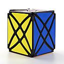 billige Lampesæt-Magic Cube IK Terning LANLAN Alien Let Glidende Speedcube Magiske terninger Puslespil Terning Professionelt niveau Hastighed Klassisk & Tidløs Børne Voksne Legetøj Pige Gave