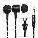 tanie Słuchawki i zestawy słuchawkowe-AWEI Q35 W uchu Przewodowy / a Słuchawki Aluminum Alloy Sport i fitness Słuchawka z mikrofonem Zestaw słuchawkowy