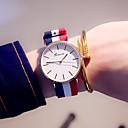 ieftine Ceasuri Damă-Pentru femei Ceas de Mână Quartz Albastru / Plin de Culoare Analog femei Casual Modă - Roz Roșu Închis Alb / Roșu Un an Durată de Viaţă Baterie / Oțel inoxidabil / Tianqiu 377