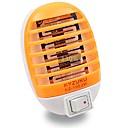 ieftine Becuri Solare LED-priza mini electrice lampă țânțar condus țânțar acoperi uciderea repeller bug insecte capcană noapte lampă ucigaș de culoare ramdon zapper