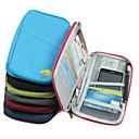 preiswerte Reisesicherheit-Reisepasshülle & Ausweishülle Wasserdicht Tragbar Staubdicht Kulturtasche für Wasserdicht Tragbar Staubdicht KulturtascheRose Grün Blau