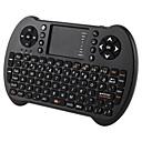 hesapli Klavyeler-seenda S501 0 DPI MINI / Trackball & Touchpad / Orjinal klavyeWith2.4GHz kablosuz