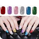 tanie Makijaż i pielęgnacja paznokci-2 pcs Lśniący / a Folia Sticker / Naklejka paznokci Nail Art Design