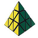 hesapli Sihirli Küp-Rubik küp Pyraminx 3*3*3 Pürüzsüz Hız Küp Sihirli Küpler bulmaca küp profesyonel Seviye Düz Hediye Klasik & Zamansız Genç Kız