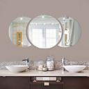رخيصةأون ملصقات ديكور-أشكال ملصقات الحائط ملصقات الحائط على المرآة لواصق حائط مزخرفة, الفينيل تصميم ديكور المنزل جدار مائي جدار