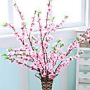 hesapli Makyaj ve Tırnak Bakımı-Yapay Çiçekler 1 şube Pastoral Stil Bitkiler Masaüstü Çiçeği