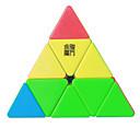 preiswerte Magischer Würfel-Zauberwürfel YongJun MoYu Pyramid 3*3*3 Glatte Geschwindigkeits-Würfel Magische Würfel Puzzle-Würfel Profi Level Sanft Mehrfarbig Klassisch & Zeitlos Kinder Erwachsene Spielzeuge Jungen Mädchen