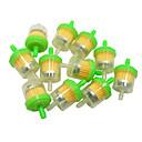 hesapli LED Şerit Işıklar-100pcs / lot motosiklet atv evrensel gaz benzinli filtre suzuki 70-200cc için