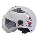 رخيصةأون صناديق التلفاز-GXT M11 نصف خوذة بالغين للجنسين دراجة نارية خوذة ضد الضباب / متنفس