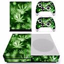preiswerte Xbox One Zubehör-B-SKIN XBOX ONE  S PS / 2 Aufkleber Für Xbox One S . Neuartige Aufkleber PVC 1 pcs Einheit