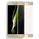 hesapli Samsung İçin Ekran Koruyucuları-ASLING Ekran Koruyucu için Samsung Galaxy A5 (2017) Temperli Cam 1 parça Tam Kaplama Ekran Koruyucular Yüksek Tanımlama (HD) / 9H Sertlik