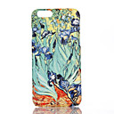 baratos Capinhas para iPhone-Capinha Para Apple iPhone 7 / iPhone 7 Plus Ultra-Fina / Estampada Capa traseira Flor Rígida PC para iPhone 7 Plus / iPhone 7 / iPhone 6s Plus