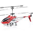 Недорогие Магнитные игрушки-RC Дрон SYMA S107G 10.2 CM 6 Oси 2.4G Квадкоптер на пульте управления Полет C Bозможностью Bращения Hа 360 Rрадусов / Вверх Tормашками