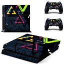 tanie Xbox One: akcesoria-B-SKIN PS4 USB Naklejka / skórka Na PS4 ,  Zabawne Naklejka / skórka PVC 1 pcs jednostka
