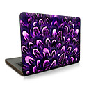 Buy Case Macbook 13 inch Air 11 inch/13 Pro inch/15 MacBook Retina display Geometric Pattern Plastic Material Purple Cactus