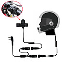 cheap Accessories For GoPro-Motorcycle Full Face Helmet Headset Earpiece for Two Way Radio  Walkie Talkie 365 Baofeng Kenwood Wanhua