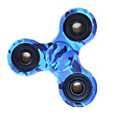 Buy Fidget Spinner Hand Toys Tri-Spinner Metal ABS Plastic EDCStress Anxiety Relief Office Desk Relieves ADD, ADHD, Anxiety,